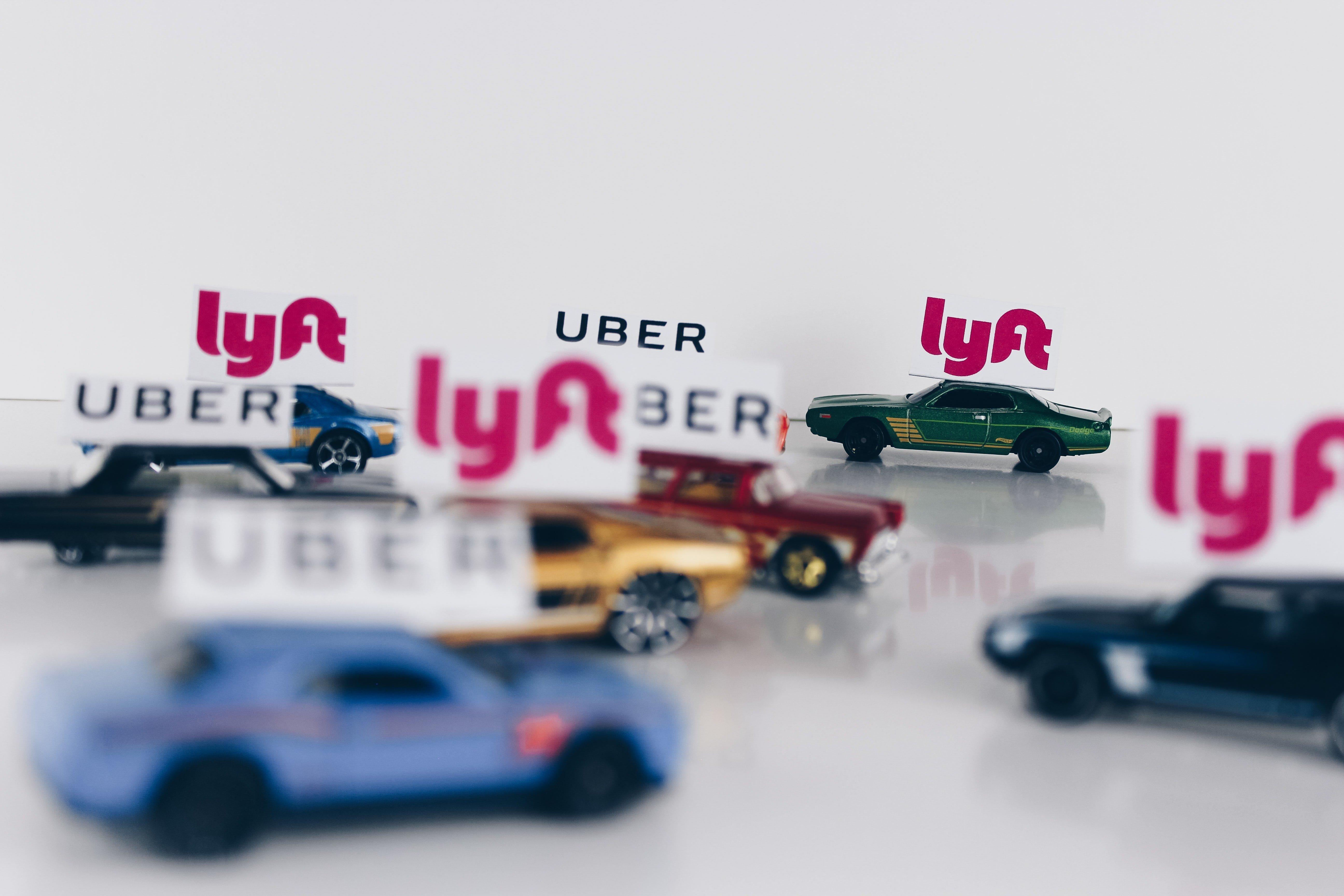 Uber and Lyft-1